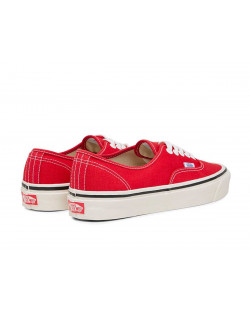 Vans Authentic 44 DX Anaheim Factory - Racing Red