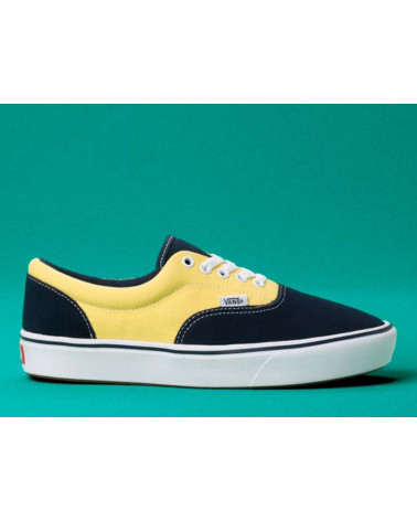 Vans Era ComfyCusch Suede/Canavas - Dress Blue/Aspen Gold