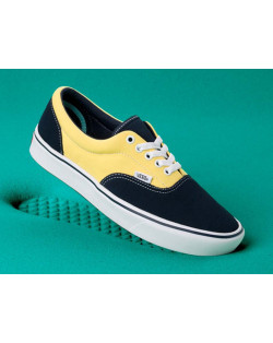 Vans Era ComfyCusch Suede/Canavas - Dress Blue/Aspen Gold