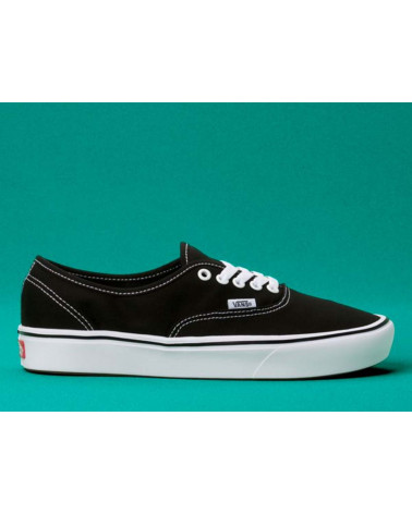 Vans Authentic ComfyCush Authentic - Black/True White