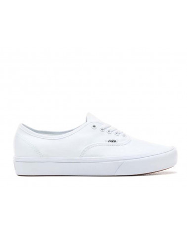 Vans Authentic ComfyCush - True White/True