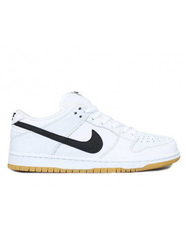 Nike SB Dunk Low Pro Iso White/Black White CD2653 100