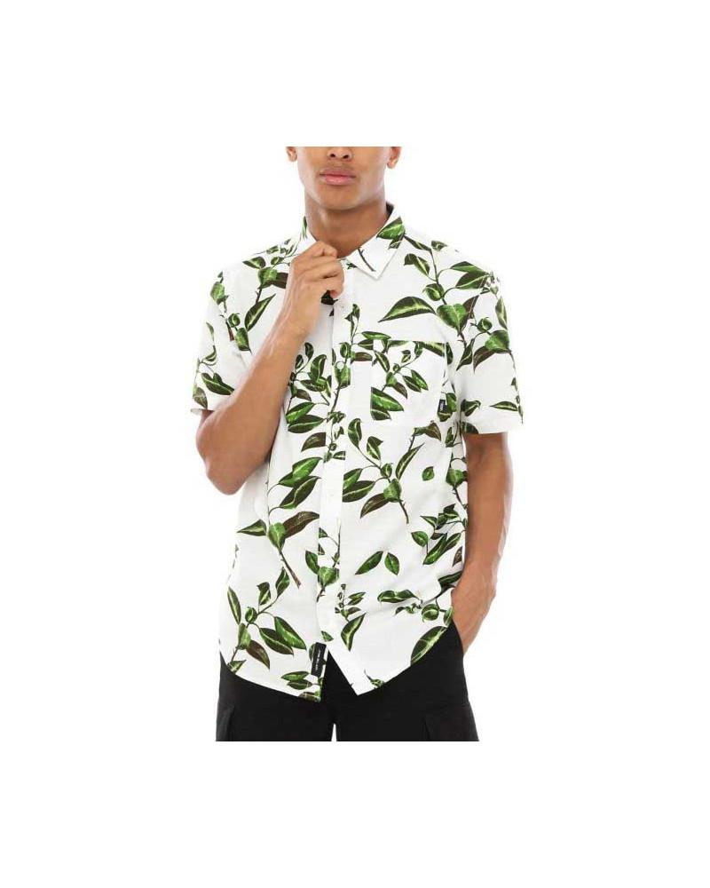 Vans Rubber Co. Floral Shirt - White