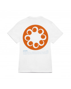 Octopus | T Shirt Octopus Logo Tee White