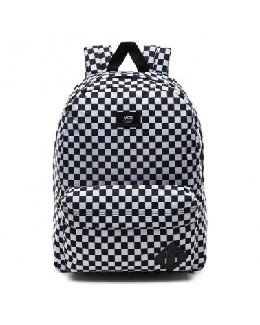 Vans Backpack Old Skool III - Black/White Check