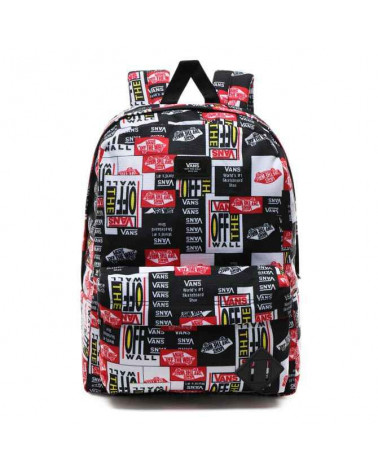 Vans Backpack Oldo Skool III - Labelmix
