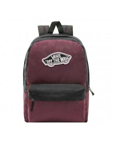 Vans Zaino Realm Backpack - Prune/Black