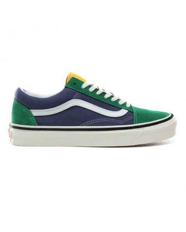 Vans Old Skool 36 DX (Anaheim Factory) - Og Emerald/Og Navy