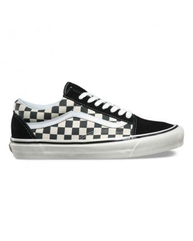 Vans Old Skool 36 DX (Anaheim Factory) - Black/Check