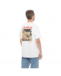 HUF X WOODSTOCK T-Shirt WW Culture - White