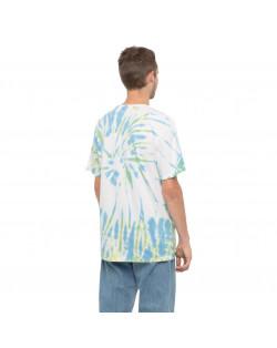HUF X WOODSTOCK T-Shirt Peaking - Blue