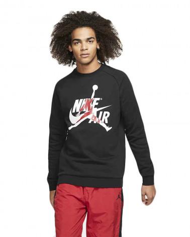 Jordan Sweatshirt Classic Crew - Black