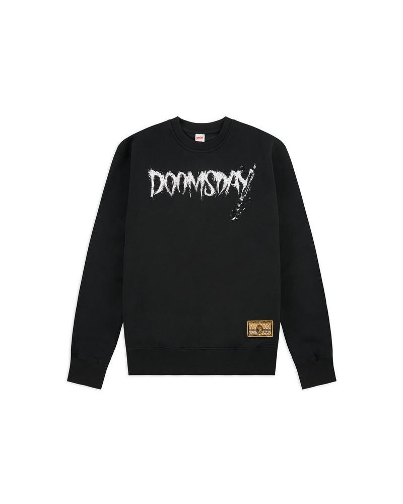 Doomsday Sweatshirt Nose Riders Crewneck - Black