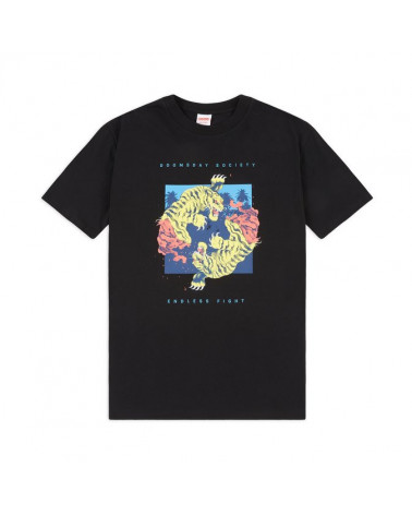 Doomsday Endless Fight T-Shirt - Black