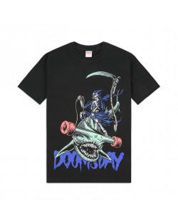 Doomsday Endless Fight T-Shirt - Black