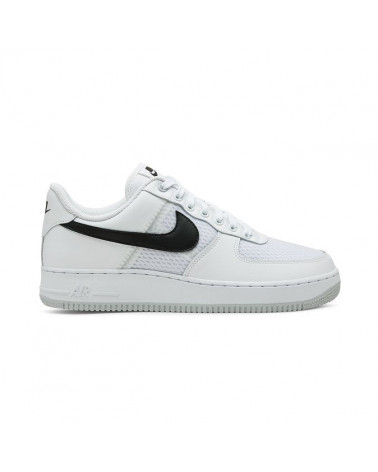 Nike Air Force 1 '07 LV8 1 - White/Black Pure Platinum