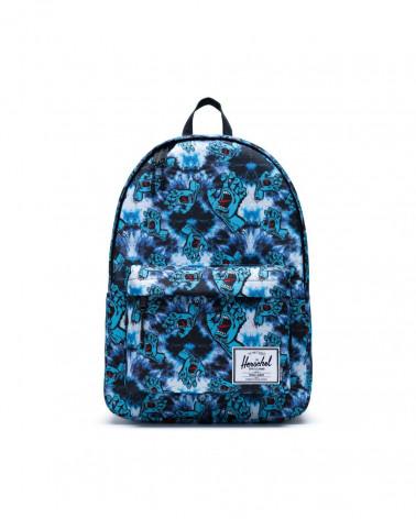 Herschel Zaino Classic Backpack XL | Santa Cruz Tie Dye Screaming Hand