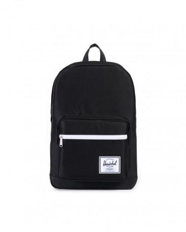 Herschel Zaino Pop Quiz Backpack - Black/Black