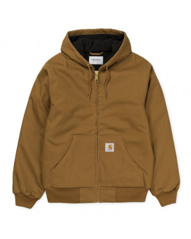 Carhartt WIP Giacca Active Jacket - Hamilton Brown