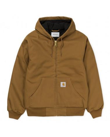 Carhartt WIP Giacca Active Jacket - Hamilton Brown