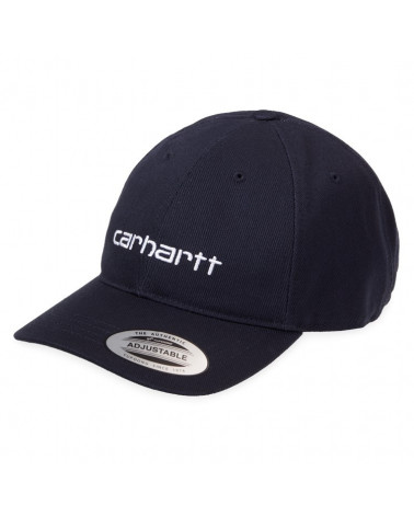 Carhartt Wip Carter Cap - Dark/Navy White