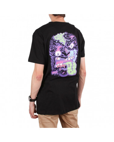 Santa Cruz T-Shirt Rob Face - Black