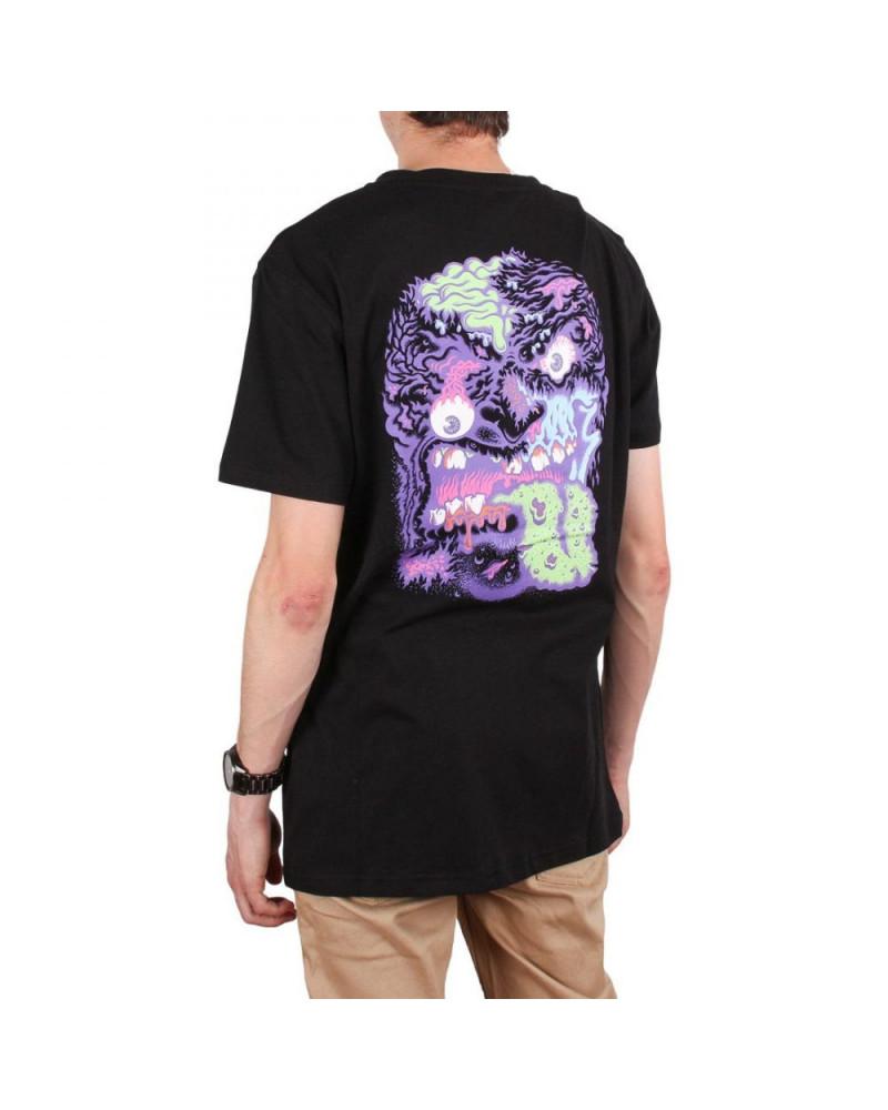 Santa Cruz T-Shirt Rob Face - Black
