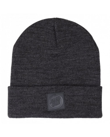 Santa Cruz Cappello Stet Beanie - Charcoal Heather
