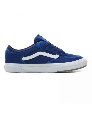 Vans Rowly Classic - (66/99/19) Blue/Gray