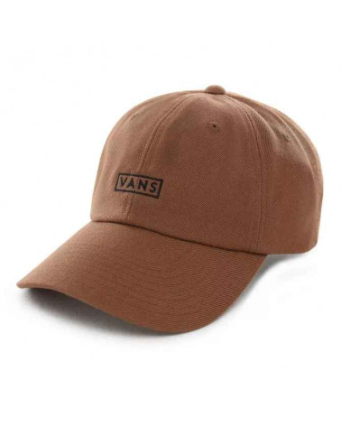 Vans Cap Curved Bill - Argan Oil