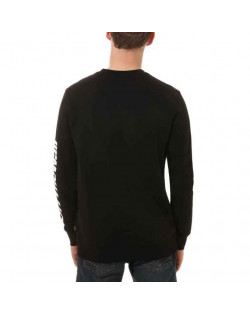 Vans Sweatshirt Distorted Performance Crew - Black