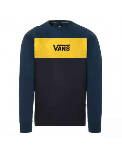 Vans Sweatshirt Retro Active - Gibraltar Sea/Dress Blues