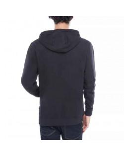 Vans Sweatshirt Classic Hoodie II - Black/White
