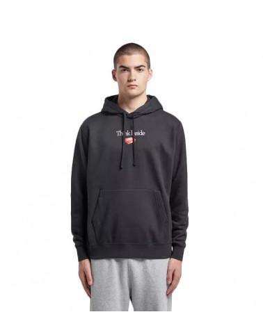 Nike Felpa Think Inside Hoodie - Black