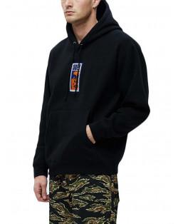 Obey Sweatshirt Obey Slim Icon Hood - Black