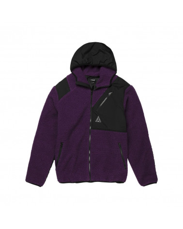 HUF Aurora Tech Jacket - Purple Velvet