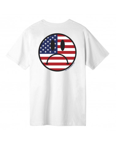 HUF Bummer USA T-Shirt - White