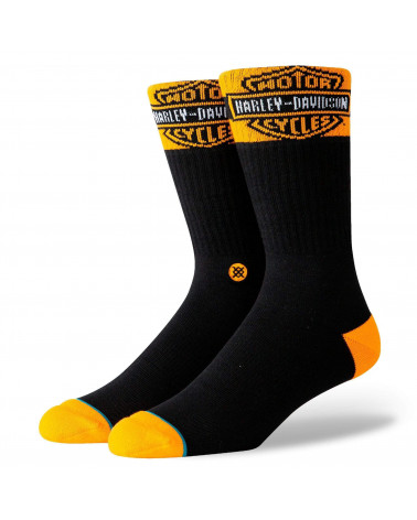 Stance Socks Harley Accelerate Boot - Black