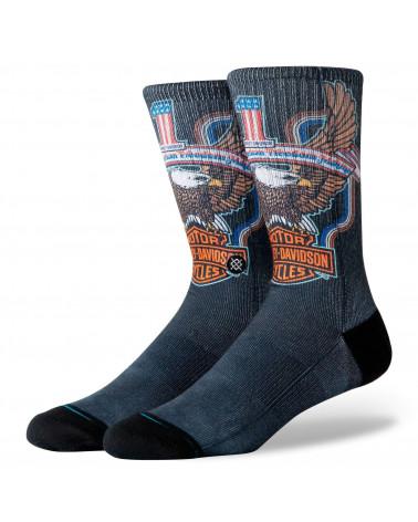 Stance Socks Harley American Pride - Black