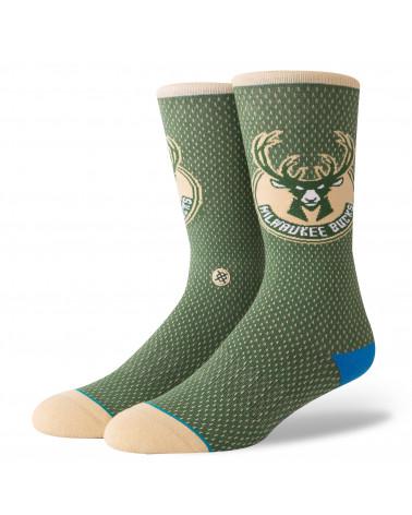 Stance Socks Bucks Jersey - Green