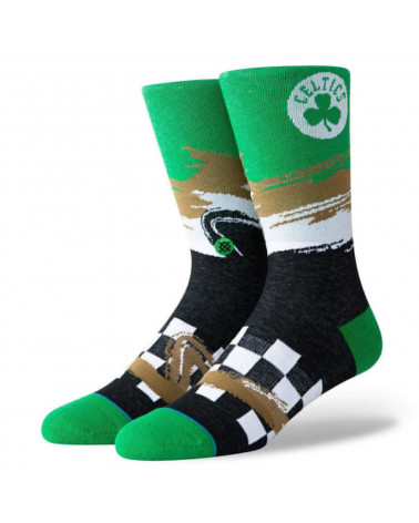 Stance Socks Celtics Wave Racer - Black