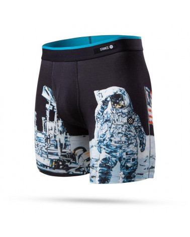 Stance Moon Man Boxer Brief - Black
