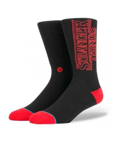 Stance Socks Stranger Things - Black