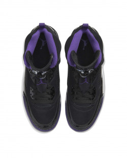 Nike Air Jordan Spizike - Black/Court Purple-Anthracite