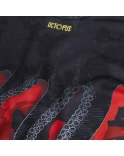 Octopus - Sweatshirt Octopus Crewneck - Red Camo