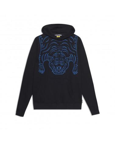 Iuter - Sweatshirt Iuter Tibetan Hoodie - Black