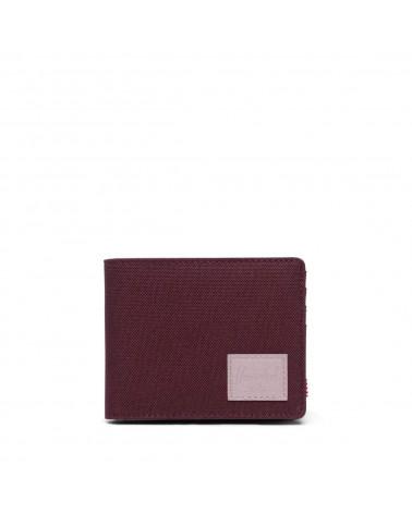 Herschel - Roy Coin Wallet - Plum/Arose