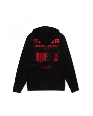 Iuter - Sweatshirt Iuter Info Hoodie - Black