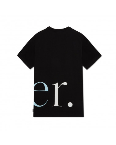 Iuter T-Shirt United Tee - Black