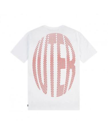 Iuter T-Shirt LCD Tee - White